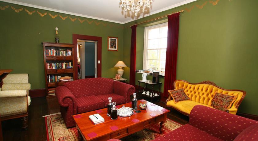 The Lodge on Elizabeth Bed & Breakfast - Accommodation in Hobart - Bed & Breakfasts in Hobart - Luxury Accommodation in Hobart - Luxury Accommodation Hobart