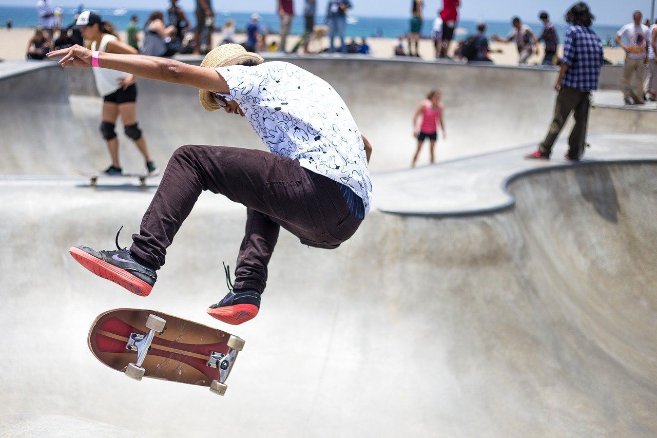 Skate Park League competitions Hobart 2020